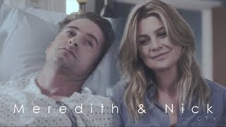 Meredith Grey & Nick Marsh || Hostage [14x17]