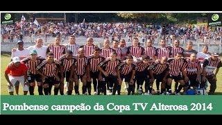 Final Copa TV Alterosa 2014
