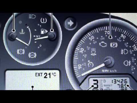 Range Rover Sport L320 Dashboard Warning Light Symbols What They Mean