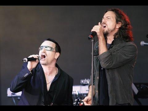 UJam - Rockin'In The Free World (U2 & Pearl Jam)