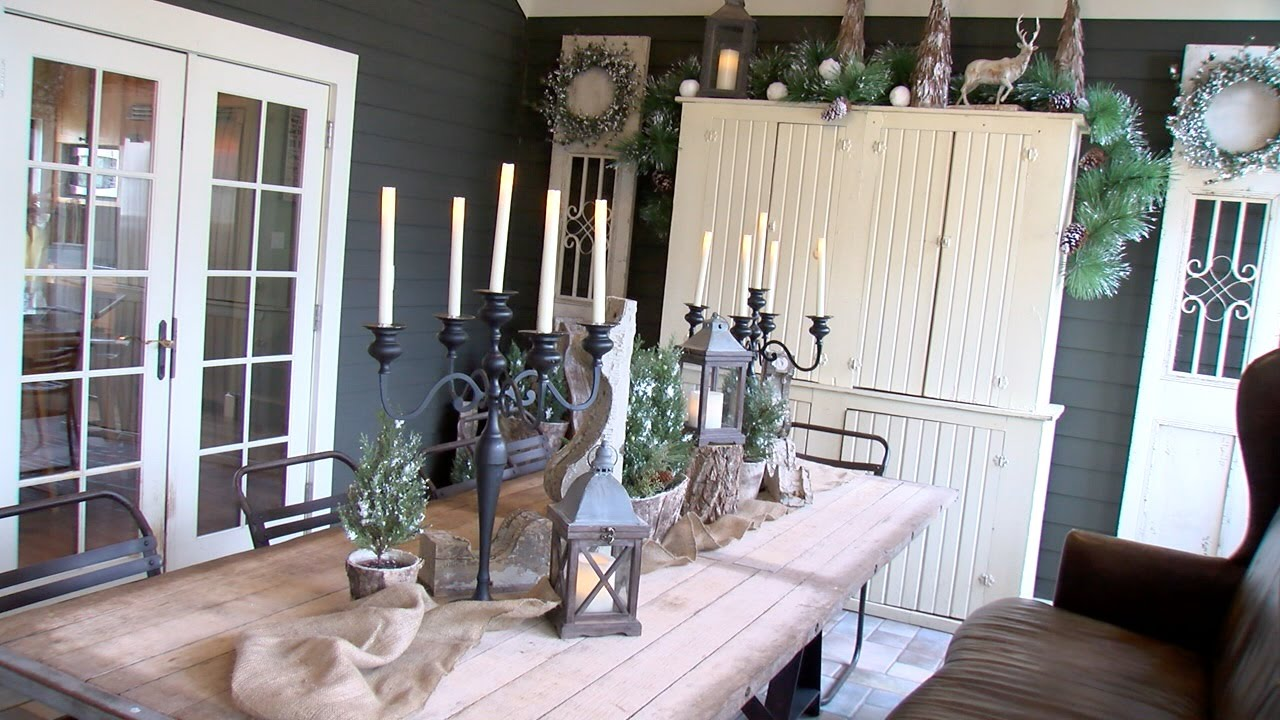 Detroit holiday home decor trends youtube Christmas home decoration youtube