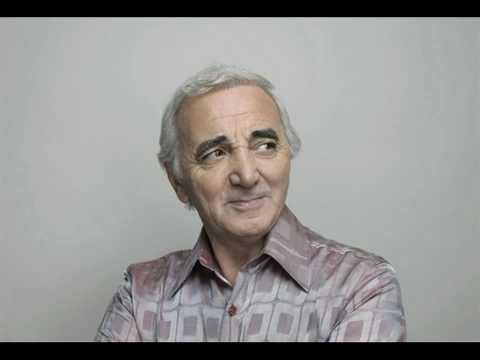 Charles Aznavour    Les Comediens