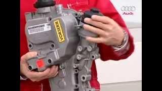 Двигатель TFSI объемом 1,4 литра, часть 1