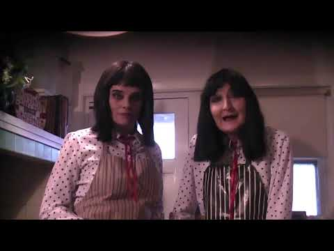 The Kransky Sisters - How to save your pennies with Chrismas dinners...