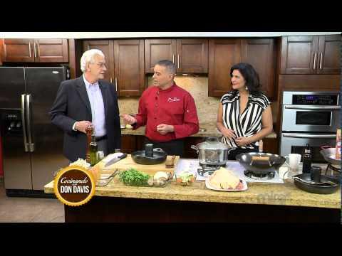 """""""Cocinando con Don Davis"""" - 18 de noviembre de 2014"""