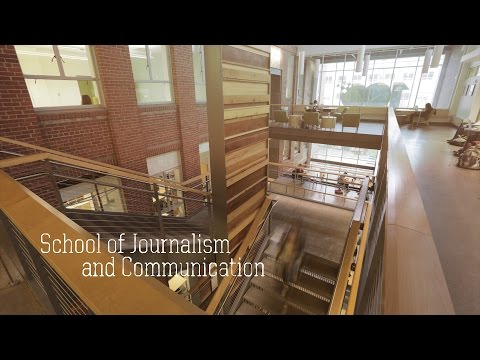 School of Journalism and Communication | University of Orego