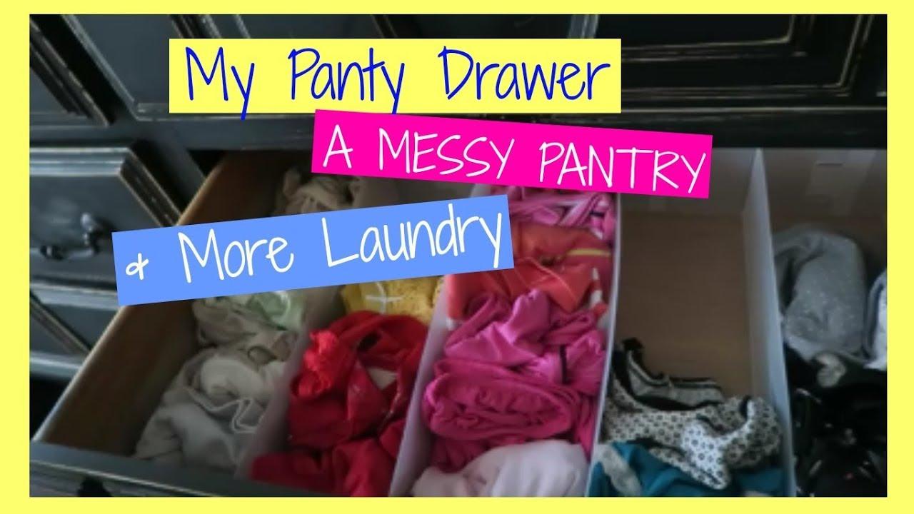 Panty drawer video