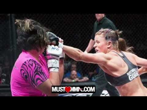 """Flahback Friday #InvictaFC Fighter Tonya """"Triple Threat"""" Evinger on Cyborg"""