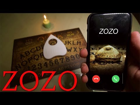 (GONE WRONG) SCARIEST OUIJA SUMMONING ZOZO ON FACETIME AT 3AM!! **Possessed**