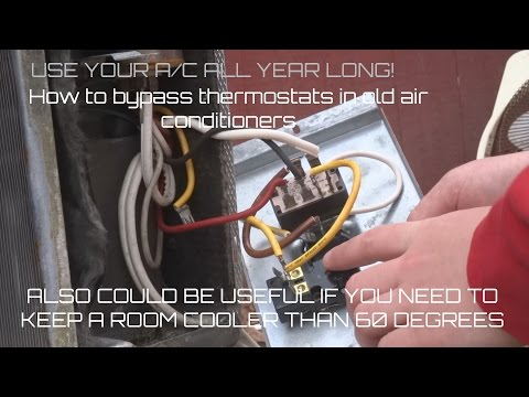 how-to:-bypass-a-thermostat-in-a-analog-(knob-based)-a/c