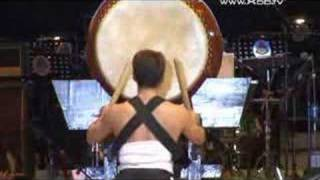 Presenting World of Drums Festival 2007 at Kuala Lumpur, featured p...