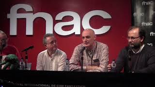 """NOCTURNA 2018 RUEDA DE PRENSA DE """"FELIZ ANIVERSARIO MARVEL COMICS"""" (1ªPARTE)"""