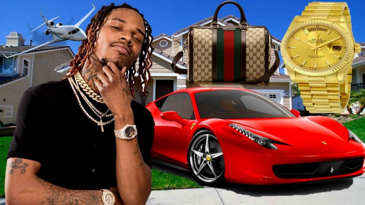7 EXPENSIVE THINGS OWNED BY FETTY WAP