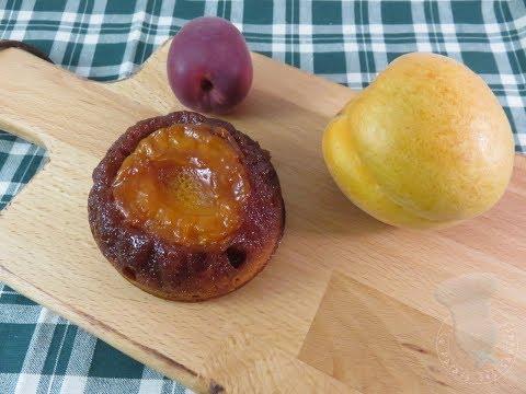 recette-de-gâteau-renversé-abricot-caramel