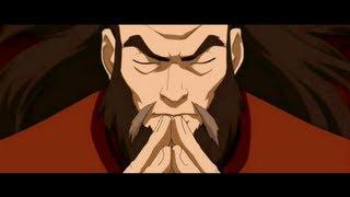 Avatar Roku VS Firelord Sozin: Full Fight [HD]