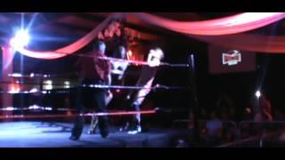 4-23-17 Ricky Starks vs Shelton Benjamin (Pro-Rev Wrestling)