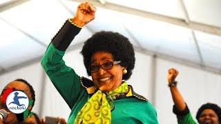 Watch Winnie Mandela's Last Speech Before her Death Inspiring a New Generation