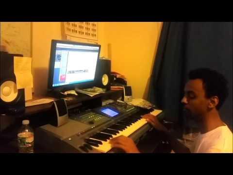 Teddy Afro Alamin Instrumental Remix