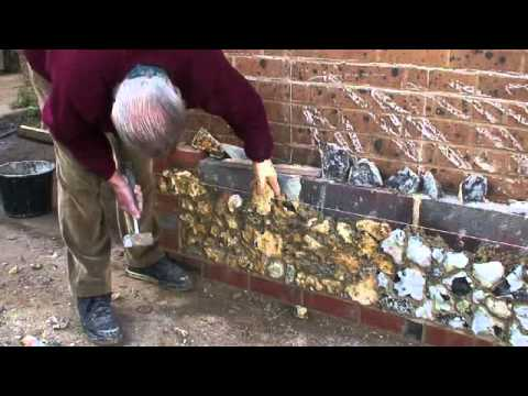 Flint Brick Knapping