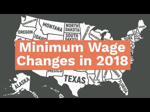 Minimum Wage 2018 New Employment laws Guide for Business & Entrepreneurs