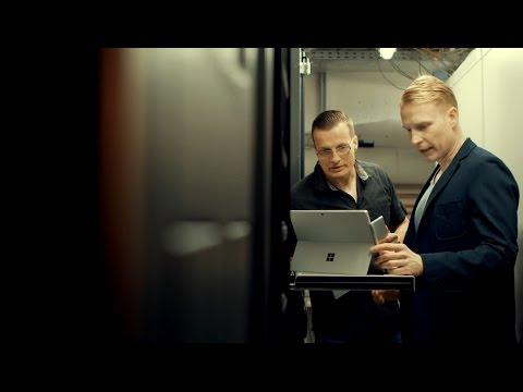 UFA creates archive on demand based on Microsoft Azure