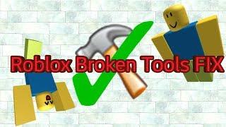 Roblox | How To Fix Broken Tools [FE] 2018 [WORKING!]
