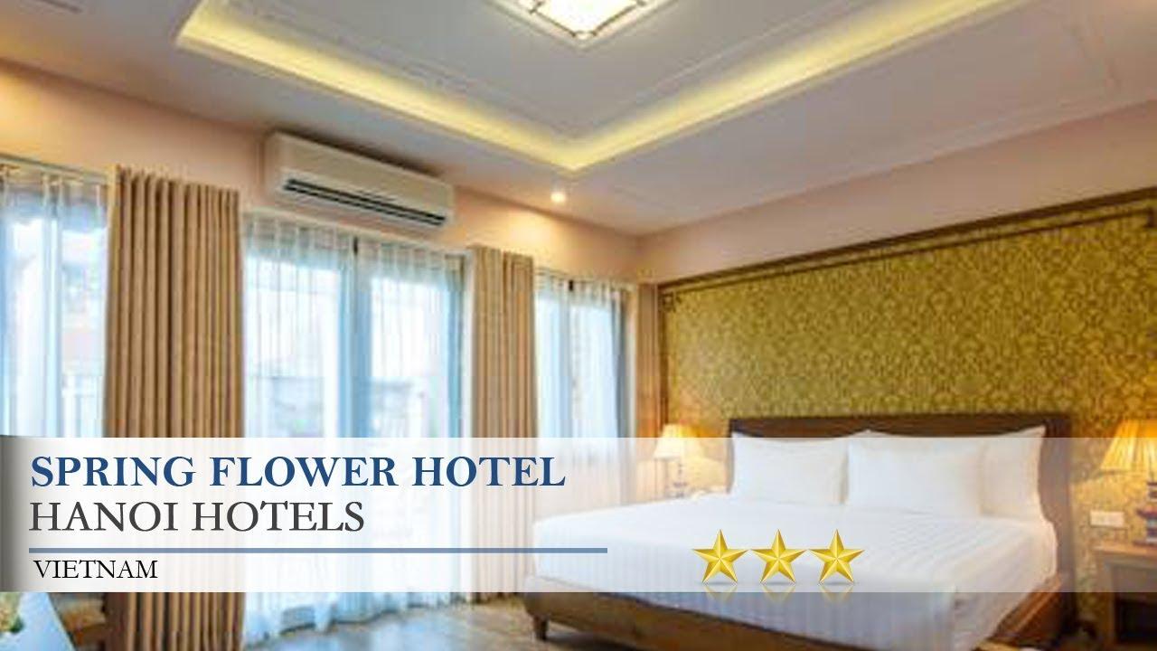 Spring flower hotel hanoi hotels vietnam youtube spring flower hotel hanoi hotels vietnam mightylinksfo