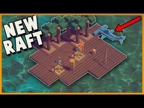 Yeni Raft Oyunu New Raft | Last Wood Türkçe