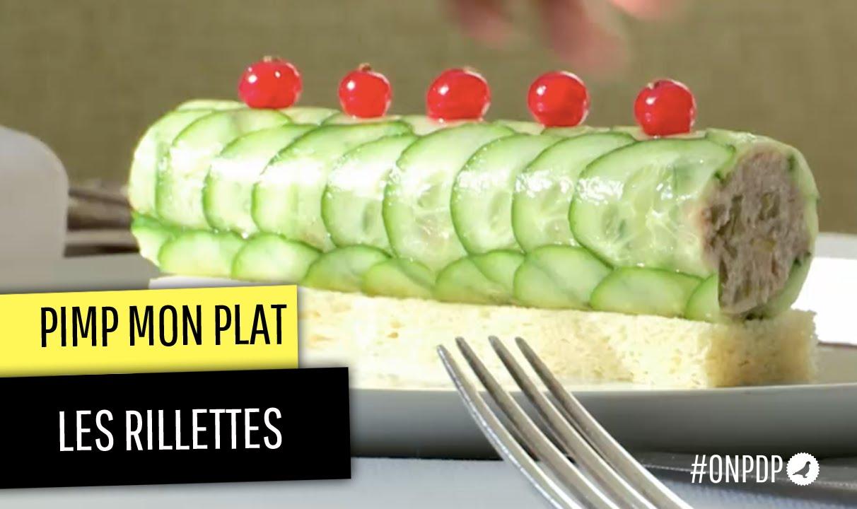 Comment faire un plat de chef avec des rillettes youtube - Comment dessaler un plat cuisine ...