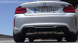 SOUNDCHECK BMW M5 Competition vs M2 Competition
