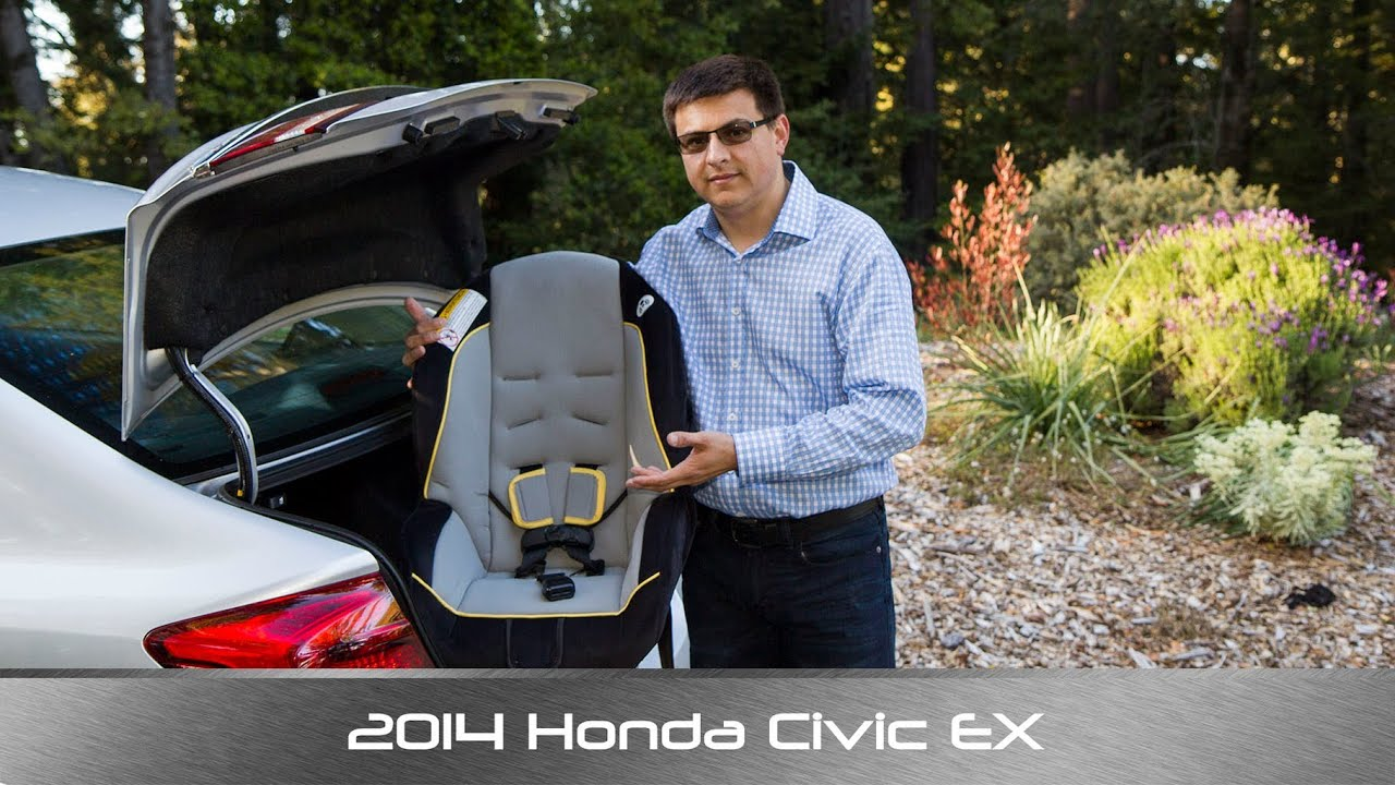 Honda Civic Child Seat Review Youtube