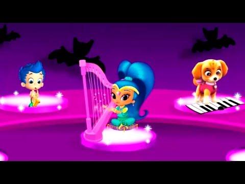 Halloween - New Music Maker: Shine, team UMIZOOMI,Paw Patrol,Bubble Guppies