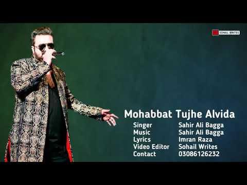 Download Mohabbat Tujhe Alvida OST   Lyrics OST