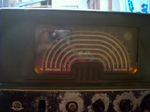 Soviet Radio Resceiver TPS-58