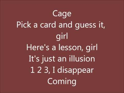 Illusion by Ross Lynch lyrics