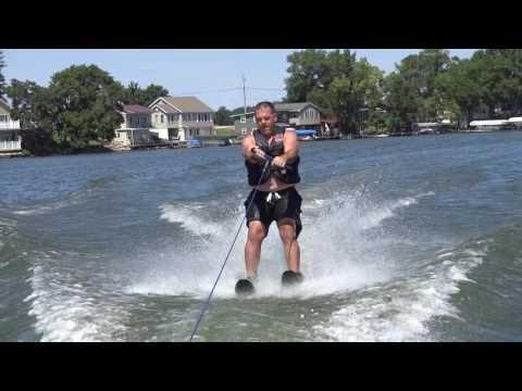 Jason Water Skiing