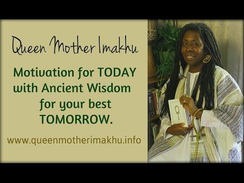 Queen Mother Imakhu's Kemetic Journey To Love, Shen Urrit & Wisdom, Pt2