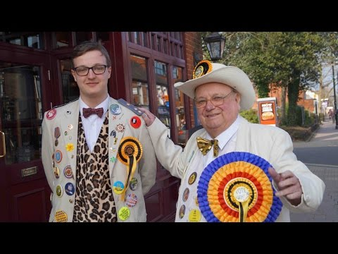 Getting Serious with the 'Monster Raving Loony Party' in UK