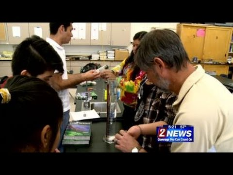 5/13 - 5pm -  'High Hopes' STEM Project at Sparks High School