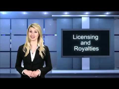 Step 12: Invention Licensing & Royalties