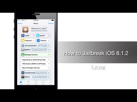 How to Jailbreak iPhone, iPad or iPod touch on iOS 8.1.2 with TaiG 1.2.0