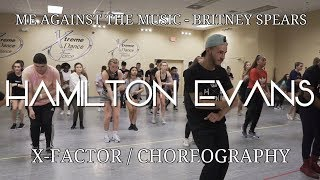 Britney Spears - Me Against The Music ft. Madonna | Hamilton Evans Choreography | Xtreme Dance Force