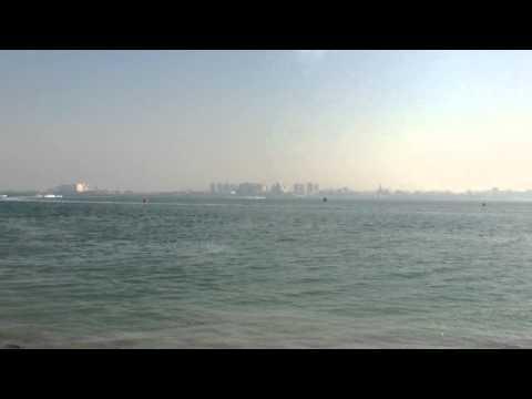 Formula 1 Racing Boat. Doha, Qatar. 2014