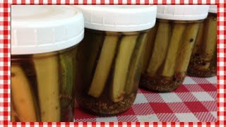 Refrigerator Pickles Recipe ~ Noreen's Kitchen