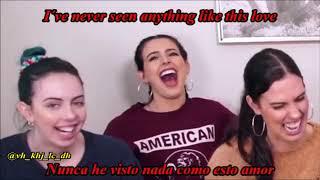 Cimorelli-Sister VS Sister 10 Min Songwriting Challenge (The Reveal) Eng Lyrics//Sub Español
