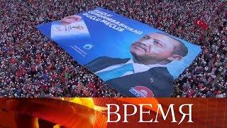 Завтра в Турции выберут президента и парламент.