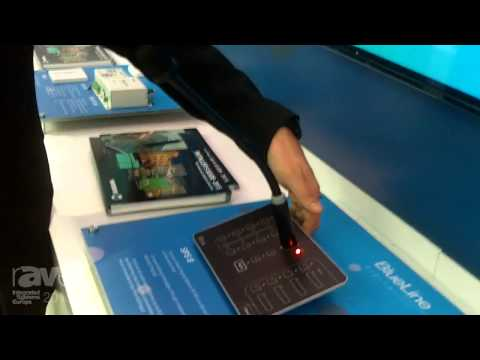 ISE 2015: Work Pro Talks About SPS-8 Microphone Station