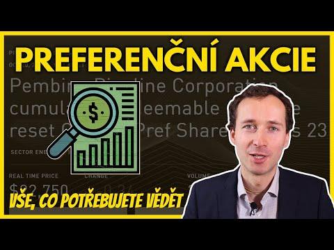 Preferenční akcie (vysvětlení + 2 příklady: ropa midstream, Porsche)
