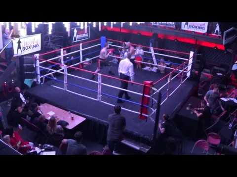 Brad Taylor v Mitchell Walsh 17/06/2017 - Liverpool