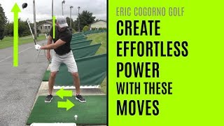 GOLF: Create Effortless Power In Your Golf Swing With These Moves